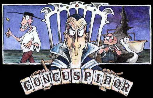 The Concuspidor