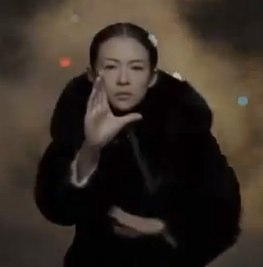 Zhang Ziyi scene from The Grandmaster