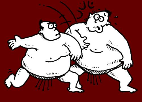 sumo-slap